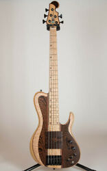 2013 ESP SingleCut Custom Order Bass WGB FreeShipping Natural