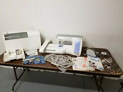 Brother Innovis 4000D Embroidery Machine Disney Sewing Quilting Innov-is Screen