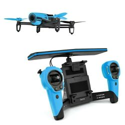 Parrot Drone Bebop Quadcopter Skycontroller Bundle Blue PF725141 Fast Shipping $1452.38