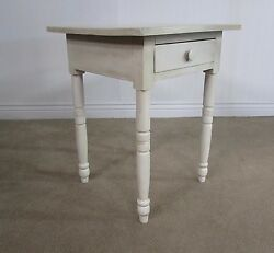 ANTIQUE NIGHTSTAND 19TH CENTURY END TABLE PROFESSIONAL FINISH SUPER CLEAN $169.00