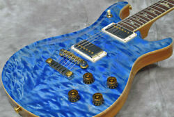 Paul Reed Smith (Prs) Mccarty 594 10Top Quilted Faded Blue Jean