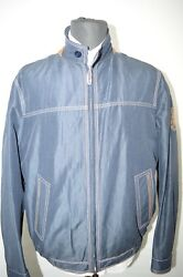 NEW 875000 $ STEFANO RICCI  Outwear Top Over Coat Leather Us M Eu 50 (G136)