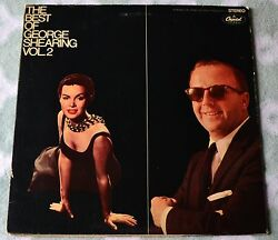 The Best Of George Shearing Vol.2  Star LineCapitol Records 12