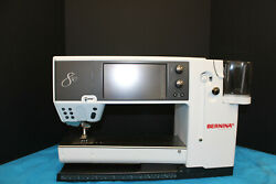 Bernina 830 Sewing Embroidery Quilting  Machine Super Nice! Ready to Sew!