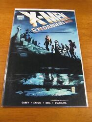 Wow X MEN: ENDANGERED SPECIES **SIGNED BY MARC SILVESTRI ** COA $21.95
