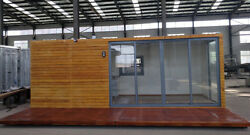 20 Foot Prefab Home Container Cottage Cabin Startup Shed 2019 SPECIAL!!