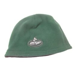 Amp Energy -Dale Jr. #88  NASCAR Reversible Winter Beanie Hat BlackGreen