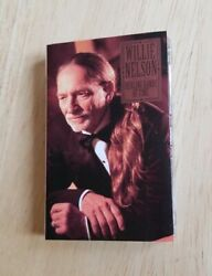 Vintage Cassette Tape WIllie Nelson Healing Hands Of Time Night Life Country oop