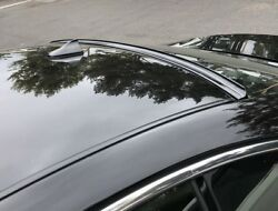 Painted BLACK For 2008-2014 BENZ C-CLASS W204 Sedan-Rear Window Roof Spoiler  $37.99