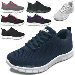 NEW Women's Mesh Sneaker Casual Athletic Sport Light Tennis Shoes Size 5 to 10 $20.95
