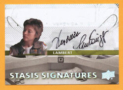 1979 ALIEN VERONICA CARTWRIGHT AUTOGRAPH LAMBERT 2017 UPPER DECK ORIGINAL MOVIE