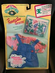 New Cabbage Patch Kids Fashion with Splash'n See Surprise Sealed Hasbro 1990
