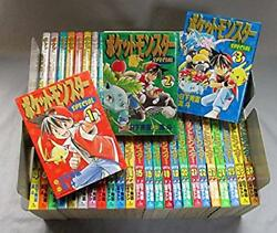 Pokemon Specil lot 52 complete collection Japanese ver Anime Manga Comics JP