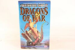 GOOD! Dragons of War 3 by Christopher B. Rowley ( Paperback)