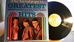 The Sandpipers Greatest Hits A&M SP 4246  1st press