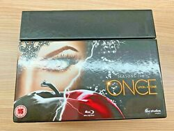 Once Upon A Time Season 1-6 (Blu-Ray Box Set) Collection Region FREE