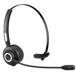 Wireless Headset Truck Driver Noise Cancelling Bluetooth Headphones
