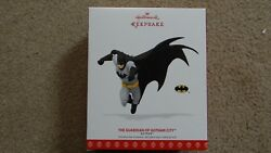 Hallmark Keepsake 2017 BATMAN The Guardian of Gotham City Christmas Ornament NEW