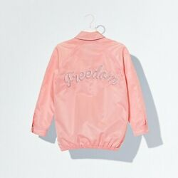 Tommy Hilfiger Women Oversized Jacket Cameo Rose Size 6 (8-10) UK