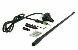 Scosche Replacement Universal Car Antenna 13in Mast 8ft Cable RMA900 (21b)
