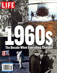 CLEARANCE! The 1960s The Decade When Everything Changed (TIME LIFE 2019)
