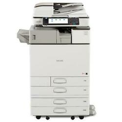 Only 19k Pages Ricoh Aficio MP C2003 High Quality Color Photocopier 11x17 12x18