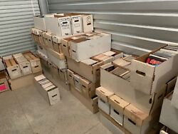 HUGE Closeout Independent Comic Book Deal 50 LONG BOXES over 16000 COMICS Lot