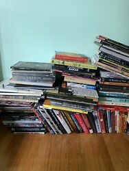 100+ Graphic Novels and Other Books
