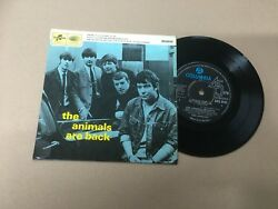 The Animals  The Animals are back...EP..SEG.8452
