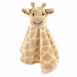 comfortable soft security blanket with animal face for boys and girls baby's