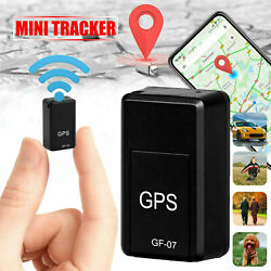Perfect Mini Magnetic GPS Tracker Real-time Car Truck Vehicle Locator GSM GPRS