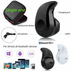 Wireless Earbuds Bluetooth Headphones with Mic For Samsung S10 S9 S8 PlusiPhone