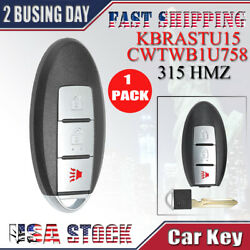 Replacement For 2003 2004 2005 2006 2007 Nissan Murano Key Fob Remote Control