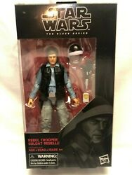Star Wars Black Series 6-inch Rebel Fleet Trooper Figure New in Package