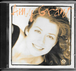 House of Love Amy Grant Audio Music CD Lucky One Big Yellow Taxi Helping Hand