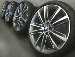 20 Inch Original Summer Wheels BMW 5 Series F10 F11 6er F06 F12 F13 M464 6854558