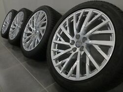 20 Inch Winter Tires Original Audi A8 S8 D3 D4 4N0601025E Tyre and Wheel Sets