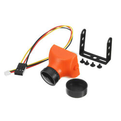 Orange 1200TVL CMOS 2.5mm 130 Degree Mini FPV Camera PAL NTSC For racing drone $12.59