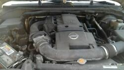 Automatic Transmission 6 Cylinder Crew Cab 2WD Fits 06 FRONTIER 657799