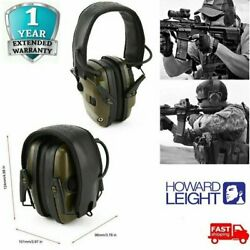 Electronic Ear Defenders Howard Leight Impact Shooting Earmuffs Protection 2019!