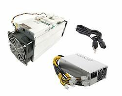 Antminer S9 ~14.0THs  .098WGH 16nm ASIC Bitcoin Miner Power Supply Included