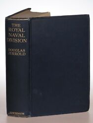 The Royal Naval Division by Douglas Jerrold introduction by Winston Churchill