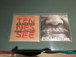 Arrested Development Mr Wendal and Tenesee Vinyl Record Singles. Free UK P