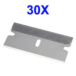Razor Blades Single Edge Extra Sharp Heat Treated Safety Knife Shaving Scraper