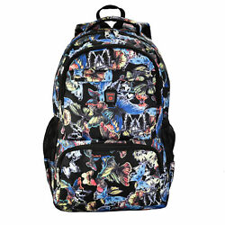 SchoolCollege Camping Hiking Travel Backpacks for Girls with Laptop Pocket