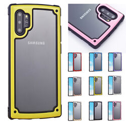 For Samsung Galaxy Note1010 Plus Shockproof Hybrid Armor Rugged Soft Case Cover