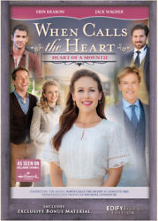 DVD-When Calls The Heart: Heart Of A Mountie (Season 6 DVD 3)