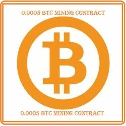 Mining Contract 24 Hours (bitcoin) Processing Speed (THs) 0.0005 BTC $6.99