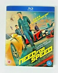 Need for Speed [Blu-Ray] [Region B2] $10.99