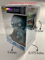 """Funko POP! (10"""" inch) Vinyl Collectible Box Protector Clear - Free Shipping"""